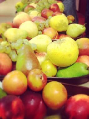 Fruits à la pièce