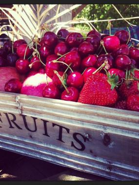 Ça C bon - Corbeille de Fruits Frais 5 variétés - Collation au Bureau 1 à 6 personnes
