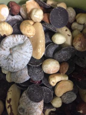 Mélange de Noix et Fruits Secs