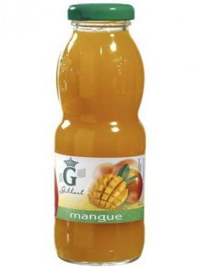 Jus de mangue, 25 cl.