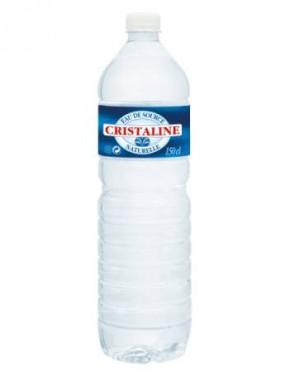 Eaux Minérale Cristaline Boisson  1,5L